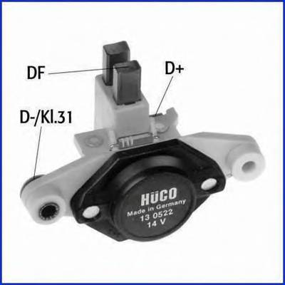 HUCO 130522 REGULATOR NAPIECIA VAG