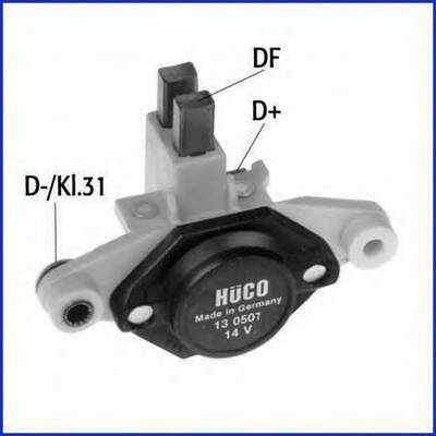 HUCO 130507 REGULATOR NAP HUCO 130507 14V